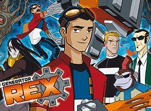 Clementoni Puzzle 26873-60Unidades-Superpower-Generator Rex