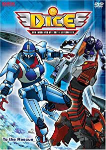 Dice 3: To the Rescue [DVD] [Region 1] [US Import] [NTSC]