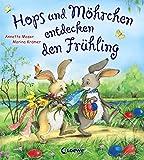 Hops und Möhrchen entdecken den Frühling