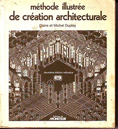 Méthode illustrée de création architecturale par Claire Duplay