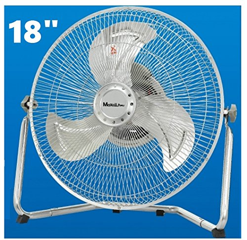 Ventilador Industrial Metalico Grande│ MP9246 │Potente 18