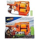 Best Nerf Pistolets - Nerf - A960EU40 - Zombie Flipfury - Jeu Review