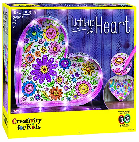 Creativity for Kids Light Up Heart