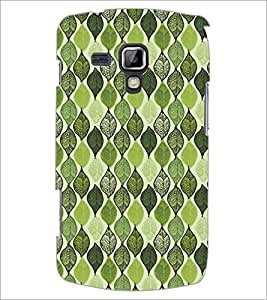 PrintDhaba Pattern D-5215 Back Case Cover for SAMSUNG GALAXY S DUOS 2 S7582 (Multi-Coloured)