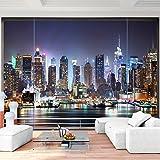 !!! SENSATIONSPREIS !!! Fototapete Fenster nach New York 352 x 250 cm - Vliestapete - Wandtapete - Vlies Phototapete - Wand - Wandbilder XXL - !!! 100% MADE IN GERMANY !!! Runa Tapete 9026011b