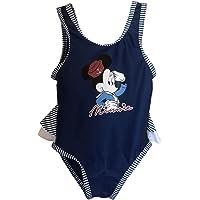 -Minnie Costume da Bagno Intero 12-18 - 24-36 Mesi Disney Estate 2020