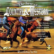 The Best of Country - 3 CD Box