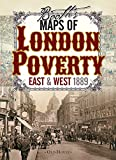 Booth's Maps of London Poverty, 1889: East & West London (Old House)