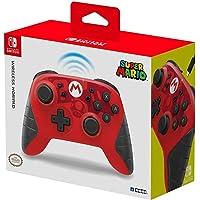Hori Controller Horipad Wireless (Super Mario) - Ufficiale Nintendo - Nintendo Switch
