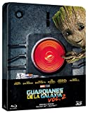 Guardianes De La Galaxia 2 (Steelbook) [Blu-ray]