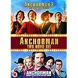 Anchorman 1-2 Box Set