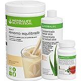 Herbalife - Barritas con Proteínas sabor a Vainilla y ...