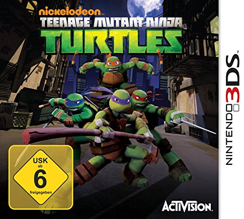 (Teenage Mutant Ninja Turtles (nickelodeon) - [Nintendo 3DS])