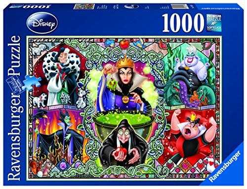 Disney Böse Frau 1000 Teile (Disney Böse)