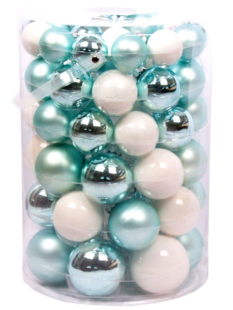 Christbaumkugeln Hersteller.Weihnachtskugeln Christbaumkugeln 60tlg Verschiedene Farben