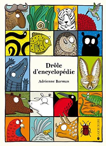 Drôle d'encyclopédie par Adrienne Barman