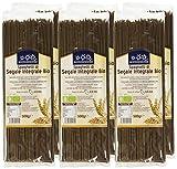 Sottolestelle Spaghetti di Segale Integrale - 6 confezioni da 500gr - Totale  3 kg