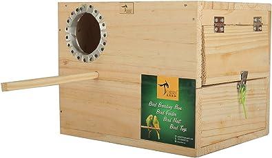 Torri Cockatiel Breeding Nest Box