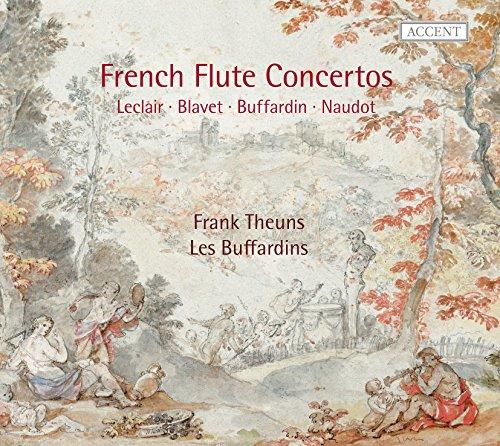 French Flute Concertos (Flöte Concerto)
