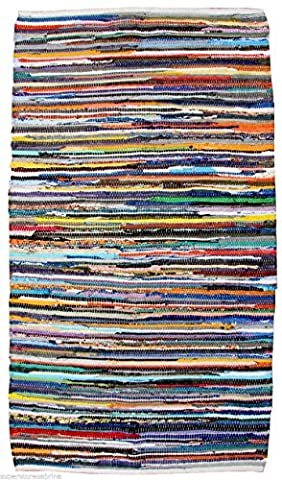 Extra Large Medium Small AHOC Fair Trade 100% Recycled Cotton