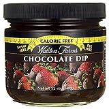 "Enjoy creamy, delicious, chocolate dip ""The Walden Way,"" and still eat healthy!"