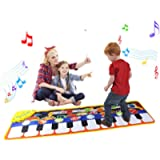 GZMY Piano Music Dance Mat for Toddlers - Best Educational Music Toys