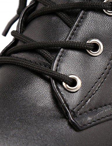 ShangYi Mode Frauen Schuhe Damen Schuhe Frühjahr / Herbst / WinterHeels / Cowboy Western Stiefel / Boots / Schnee / Reiten / Stiefel BootsMotorcycle Weiß