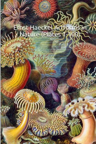 ernst-haeckel-artforms-in-nature-plates-1-100-the-world-of-art-100-all-original-color-plates