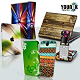 YOUNiiK Styling Skins Cover Sticker Nintendo 3DS - Flower Birds