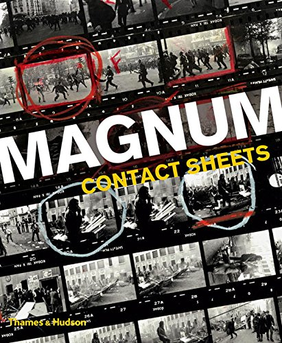 Magnum contact sheets par Kristen Lubben