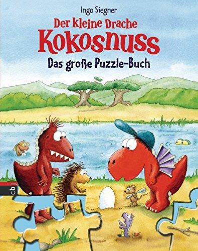 Der kleine Drache Kokosnuss – Das große Puzzle-Buch: Mit 6 Puzzleseiten (Spiel- und Beschäftigungsspaß, Band 1) (Random House Bücher)