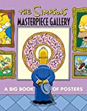 The Simpsons Masterpiece Gallery: A Big Book of Posters (Simpsons (Harper))