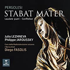 Pergolesi: Stabat Mater, Laudate pueri & Confitebor