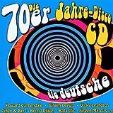 Die 70er Jahre Disco CD - die Deutsche