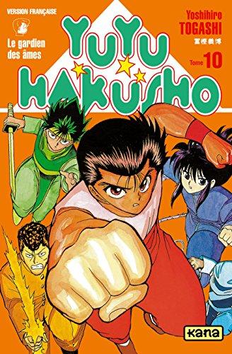 Yuyu Hakusho : Le Gardien des âmes, tome 10 par Yoshihiro Togashi