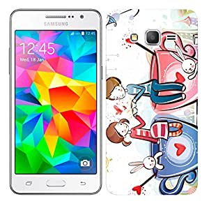 WOW 3D Printed Designer Mobile Case Back Cover For Samsung Galaxy Grand Prime / GRAND PRIME SM-G530