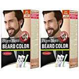 #5: Bigen Men's Beard Color, Dark Brown B103 (20g+20g) (Pack Of 2)