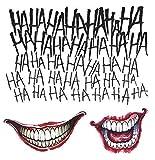 MyPartyShirt Joker Tattoo Kit