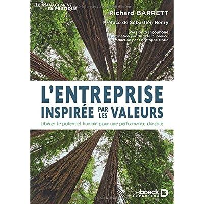L'entreprise inspirée par les valeurs, Libérer le potentiel humain pour une performance durable