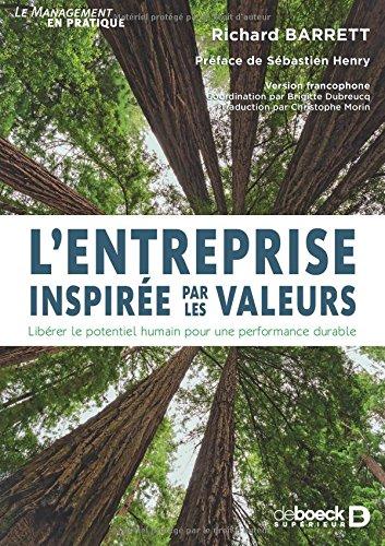 L'entreprise inspirée par les valeurs