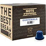 Note D'Espresso Guatemala Miscela di Caffè Torrefatto in Capsule esclusivamente compatibili con Sistema Nespresso* - 560 g (1