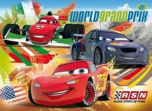 Clementoni 23622.0 Cars 2: The Race is on - Puzzle Grande (24 Piezas)