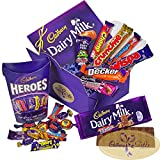 Heroes Treasure Box by Cadbury Gifts Direct
