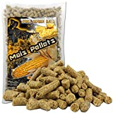 Angel Berger Maispellets Pellets Sweet Corn (Hanf, 1Kg)