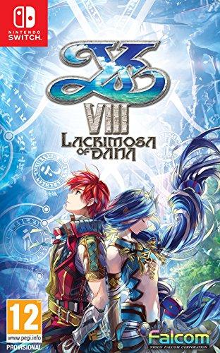 Ys VIII Lacrimosa of Dana Switch
