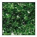 Kieskönig 1 kg Glassplitt Glasbruch Glassteine Glas Splitt Deko Körnung 5-10 mm von KiesKönig bei Du und dein Garten