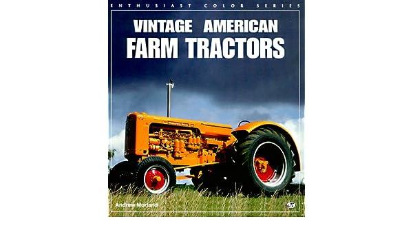 tractors Vintage american