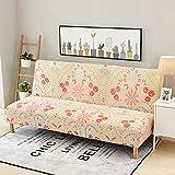 lililili Cubiertas del sofá del ante,Sofá fundas del estiramiento,Protector de muebles,Espes...