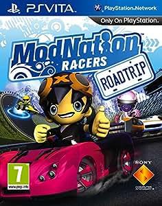 Modnation Racers : Road Trip (PS Vita)
