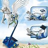 Paleo 3 en 1 juguete carro educativa bricolaje pegaso solar